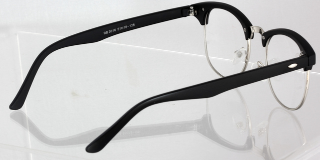 clubmaster fake glasses  clubmaster clear lens